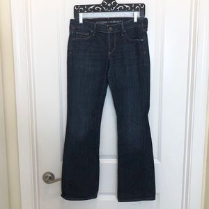 Citizens Of Humanity Petite Bootcut Leg Jeans 27